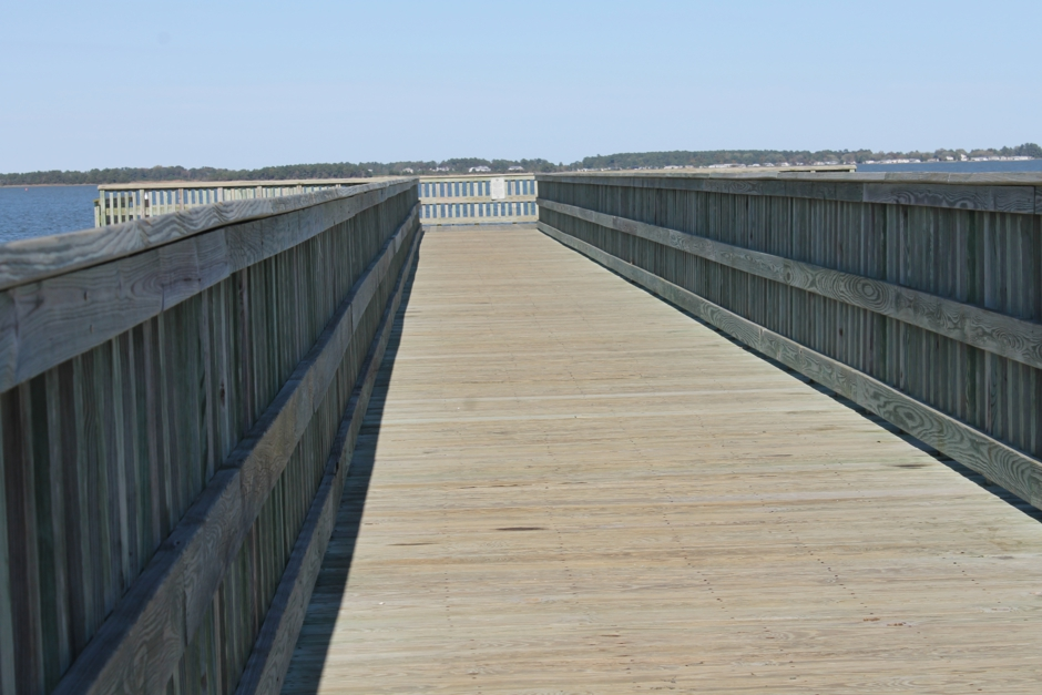 Holts Landing Pier Will Be Closed Monday