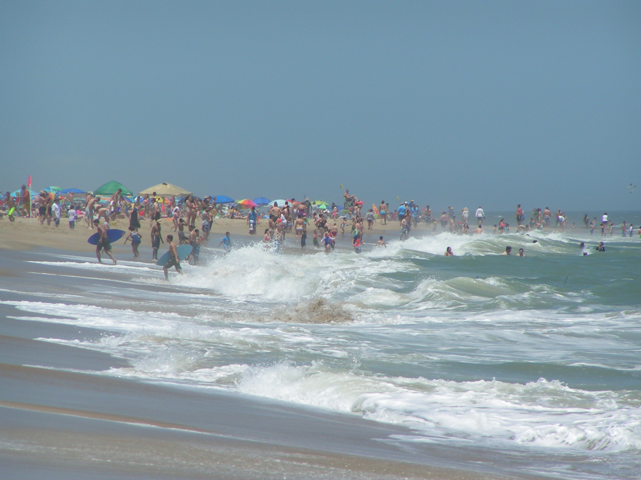 Changes in lifeguard hours at delaware seashore and for Island beach state park fishing report
