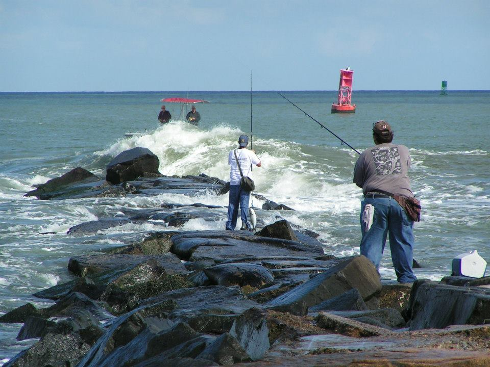 Fishing the indian river inlet etiquette delaware for De fishing report