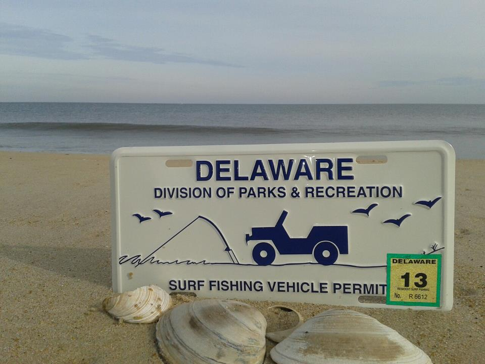 beach tag, beach access tag, beach buggy tag, surf fishing access permit, beach permit