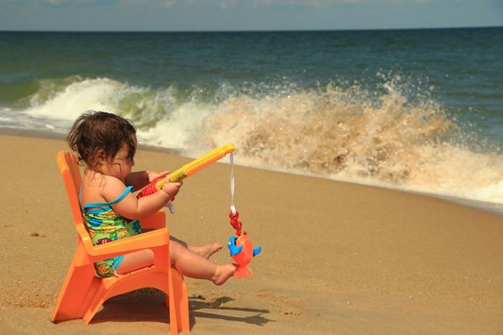 take a kid fishing, DNREC, DSF, delaware surf fishing, beaches