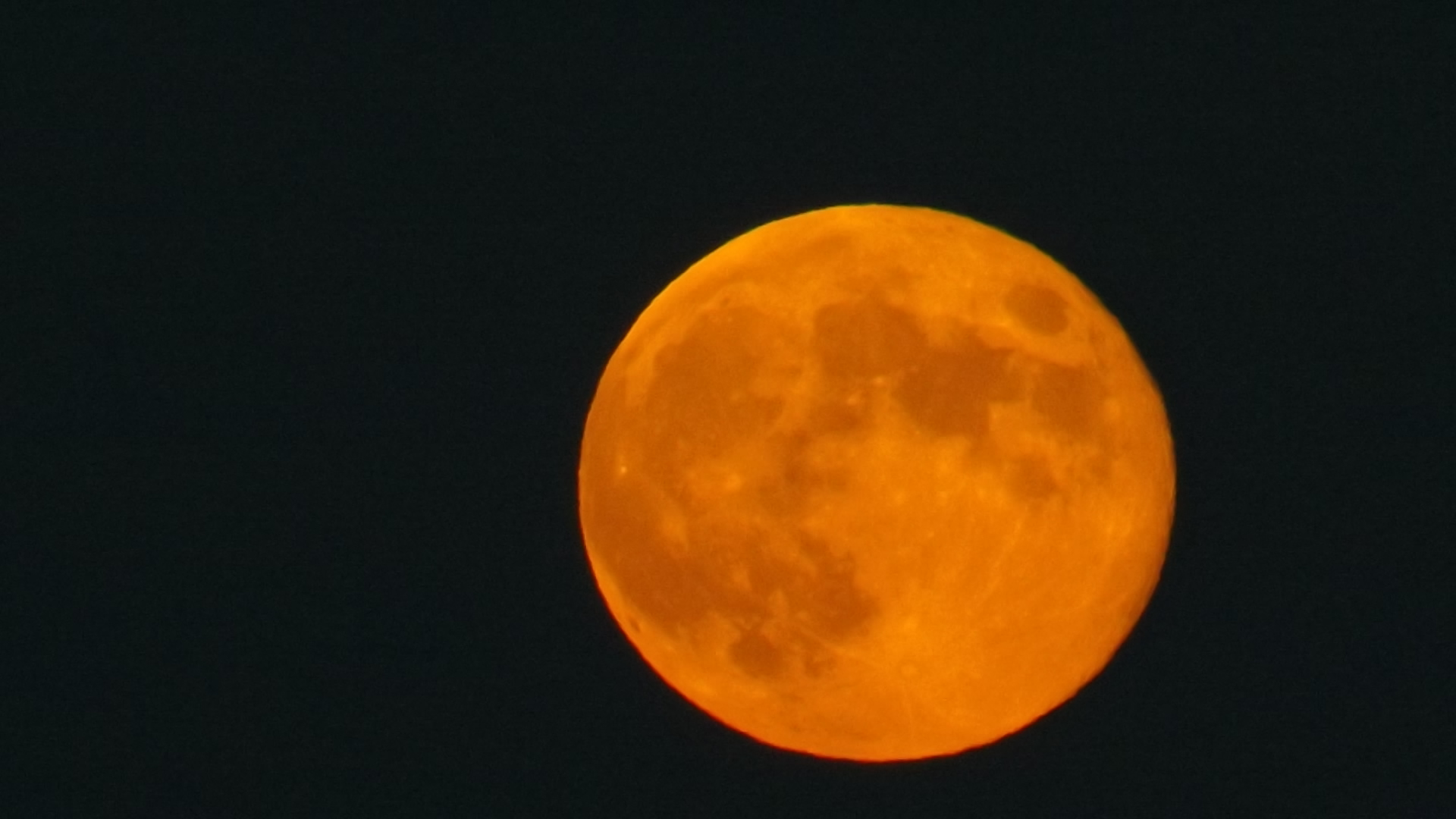 Blood moon from the April 15, 2014 lunar eclipse, supermoon, moon in perigee