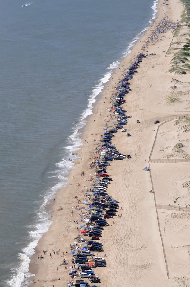 Beach access survey results for Delaware surf fishing