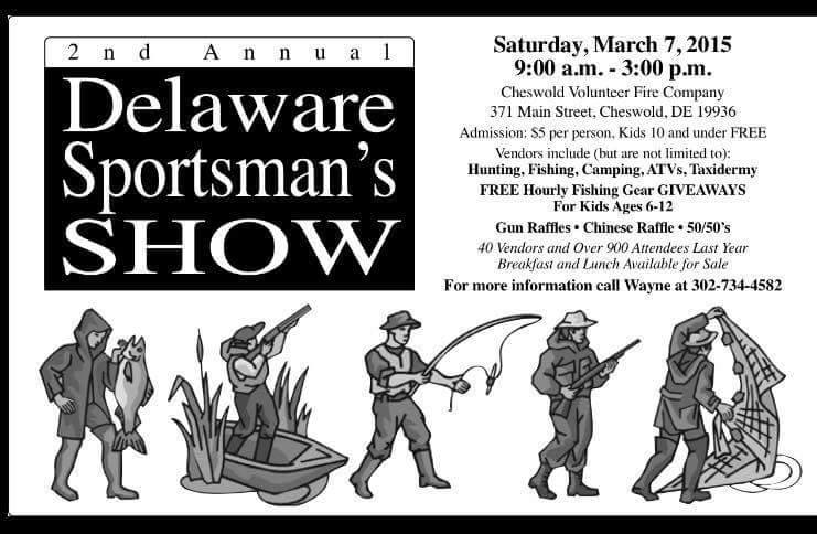 Delaware Sportsman's Show, outdoors show