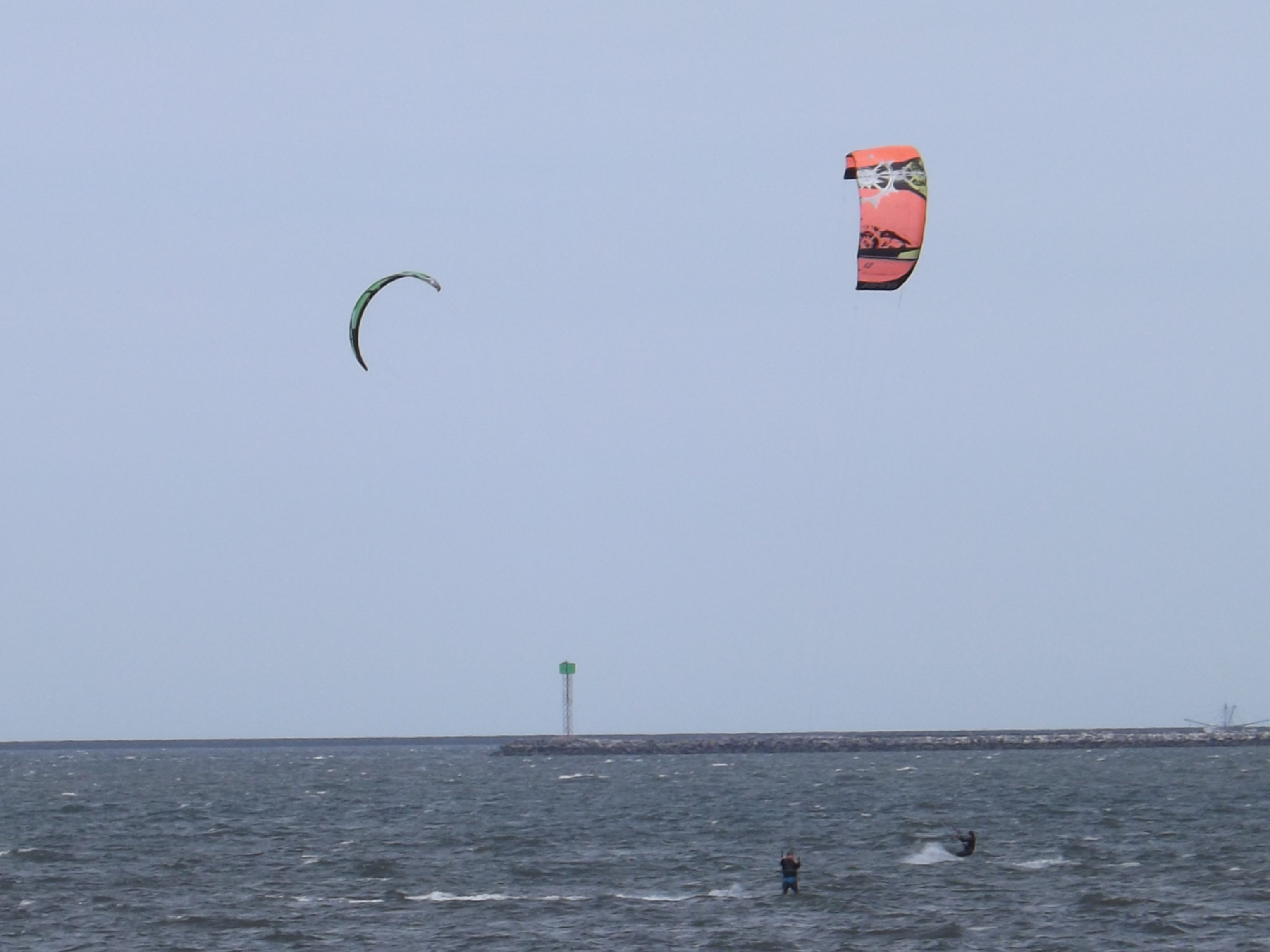 kiteboarding, delaware bay, cape may lewes ferry, inner wall, board sports, sussex county, lewes beach