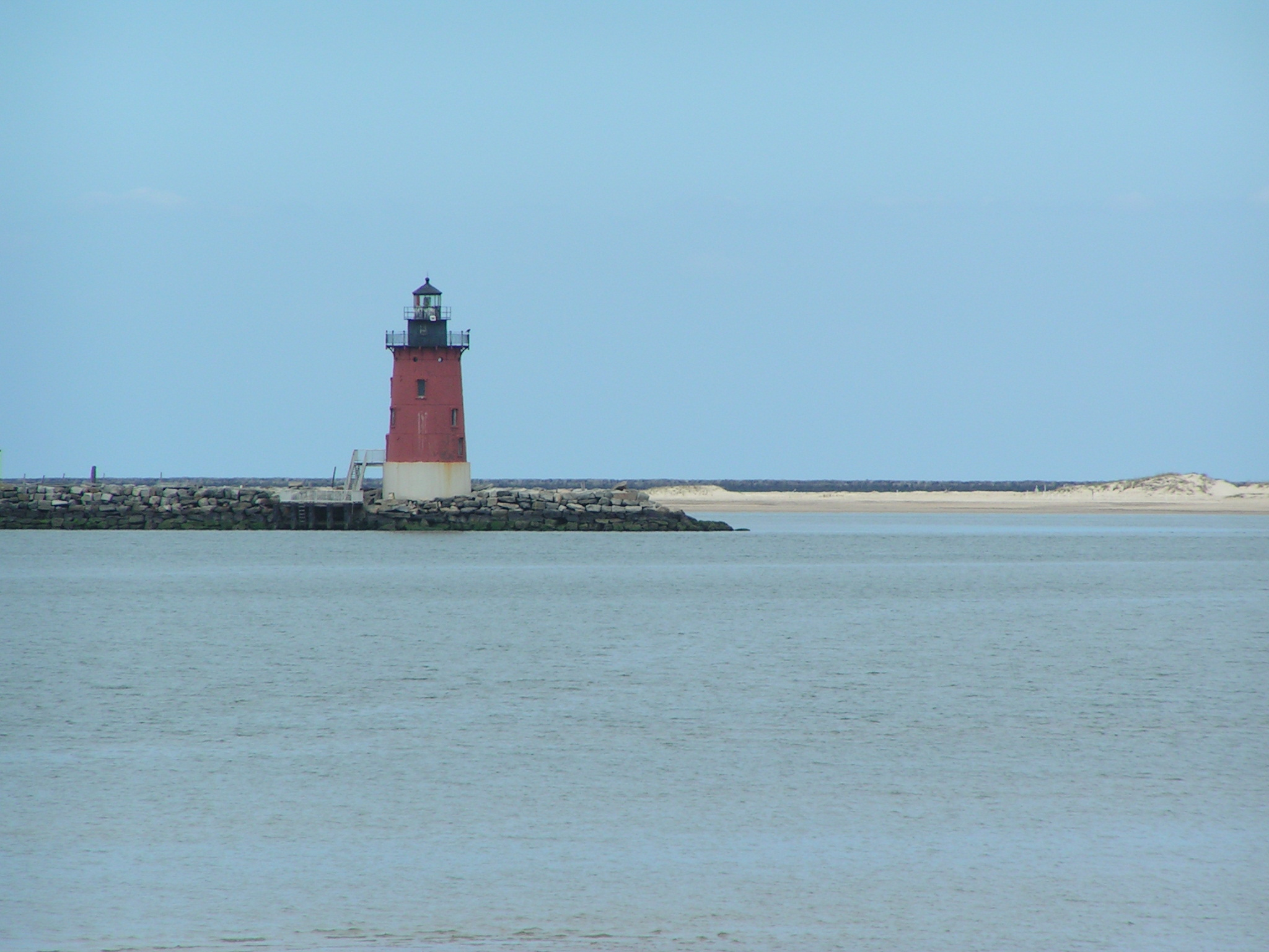 lighthouse, harbor of safe refuge, east end lighthouse, lewes, cape henlopen state park, sussex county, delaware