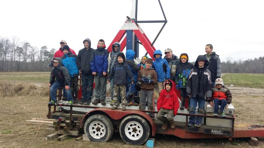 Trail Life USA, bot scouts alternative, punkin chunkin, farmfling