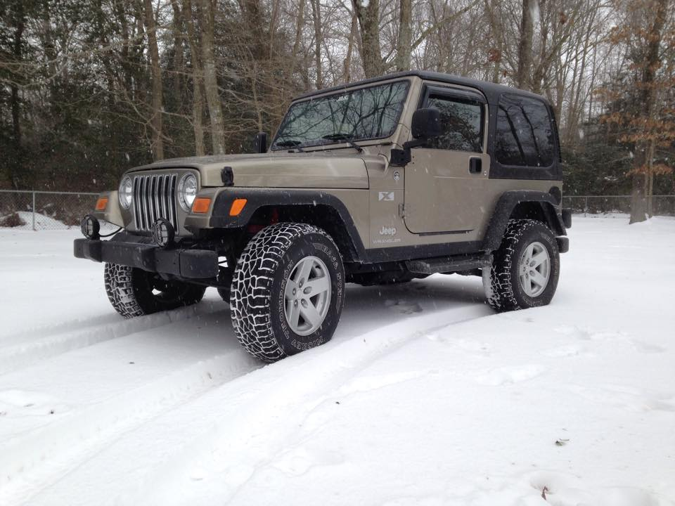 jeep, lifted jeep, four wheelin fun, delaware, sussex county, delmarvelous