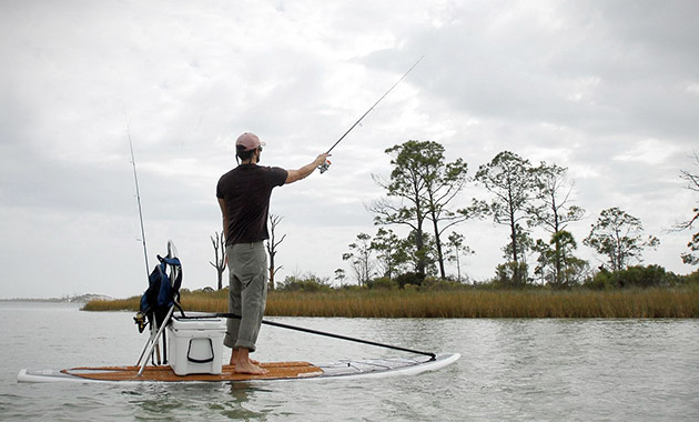 SUP fihsing, stand up paddle boards, delmarva board sports, sussex county, delaware,