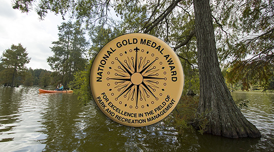 National Recreation and Park Association Gold Medal Award