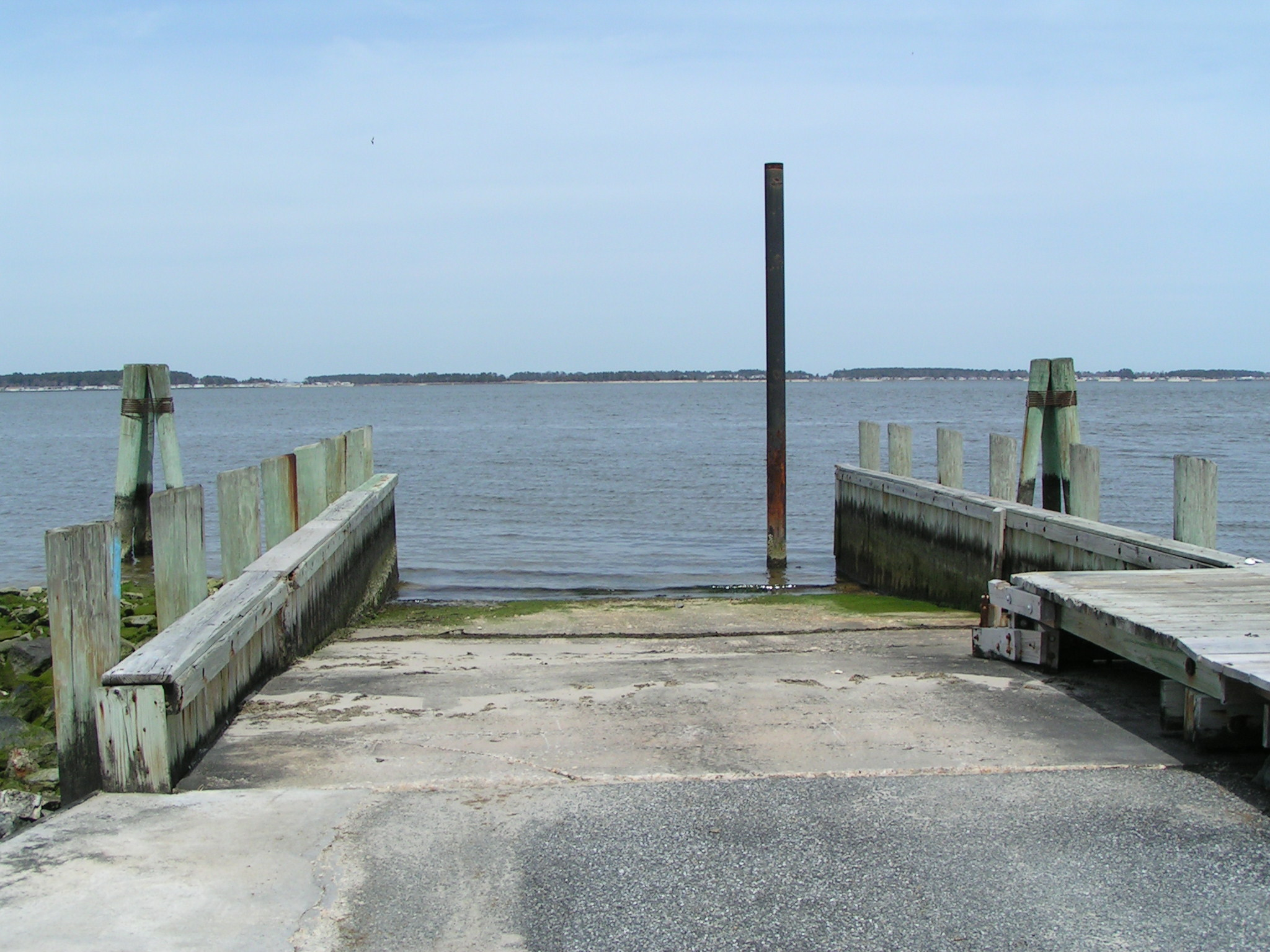 holts landing boat ramp, delaware state park, sussex county