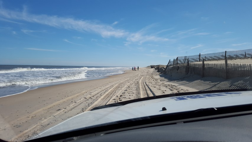 the point, cape henlopen state park, noreaster damage, beach erosion, delaware bay, atlantic ocean, beach combers