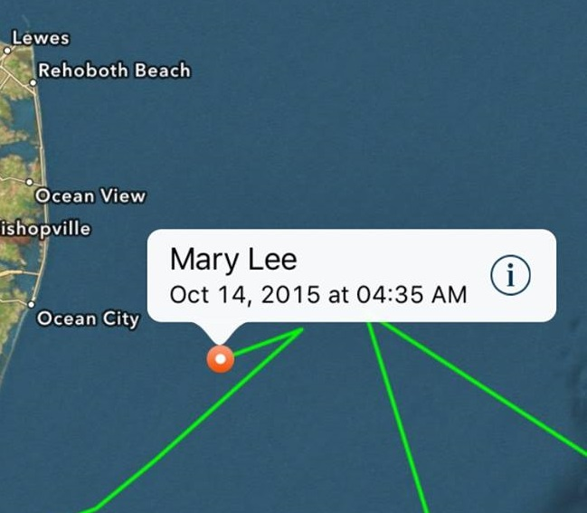 mary lee, ocearch, assateague island, delaware, great white shark, tracker systems, atlantic fish