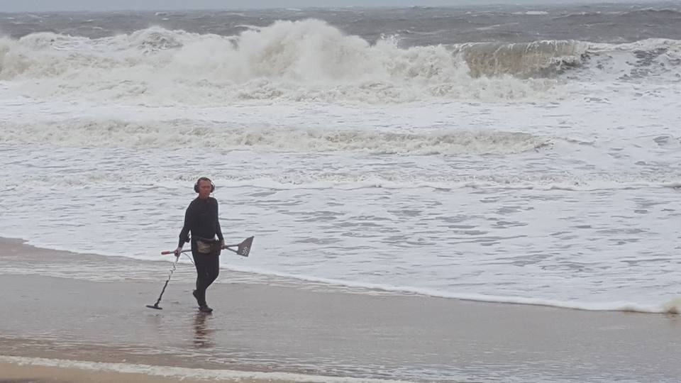 Nor easter lemonade delaware surf for Rehoboth beach fishing