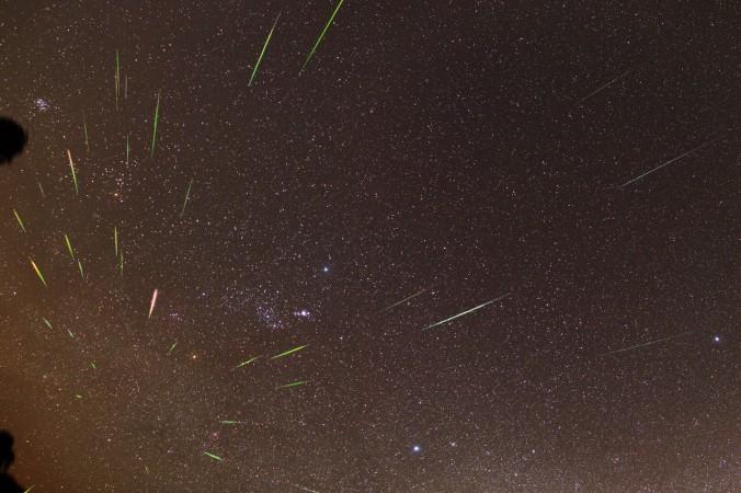 orionids peak on oct 21, 2015 meteor showers, winter stargazing, delaware, sussex county, delmarva