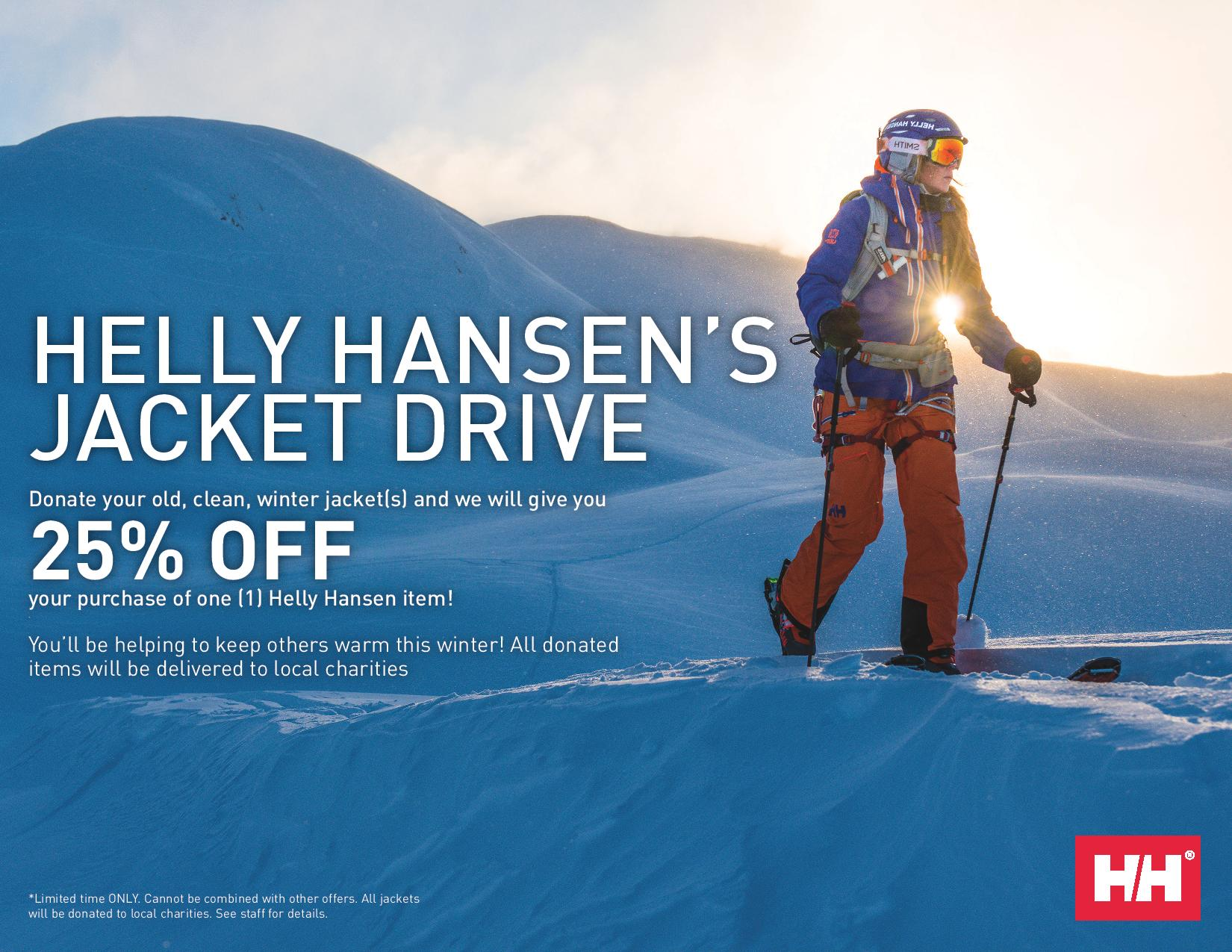 Helly Hansen Coat Drive, rehoboth, delaware, sussex county