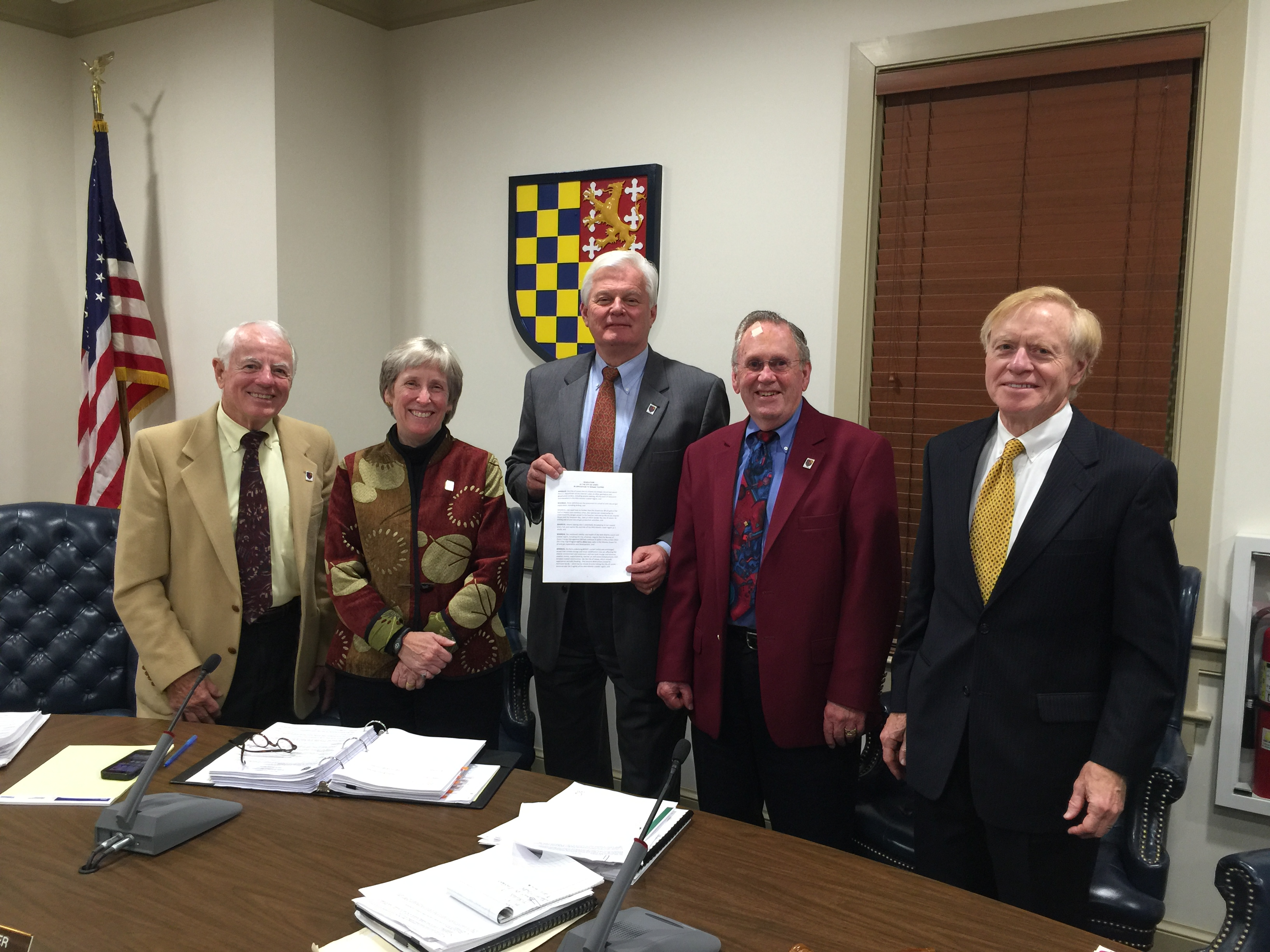 lewes, seismic testing, city council votes no on siesmic testing, delaware, sussex county, the first state