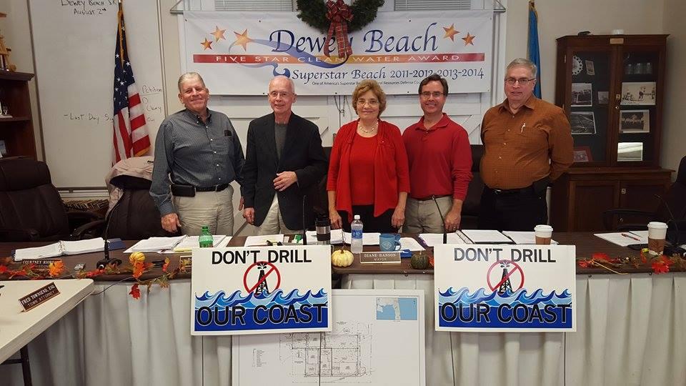 Dewey Beach town council