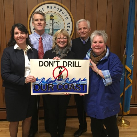 rehoboth beach, seismic testing, delaware, sussex county