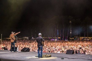 Big Barrel Country Music Festival 2015, canceled 2016