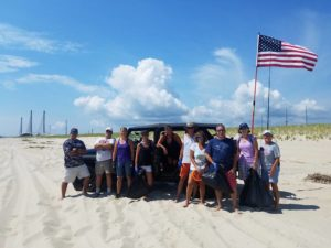 beach clean up, delaware, sussex county