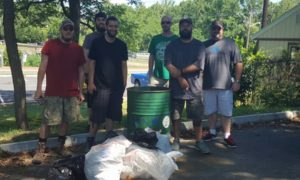 state park clean ups, beach clean ups, doing our part to giveback, delaware, sussex county, kent county, new castle ccounty