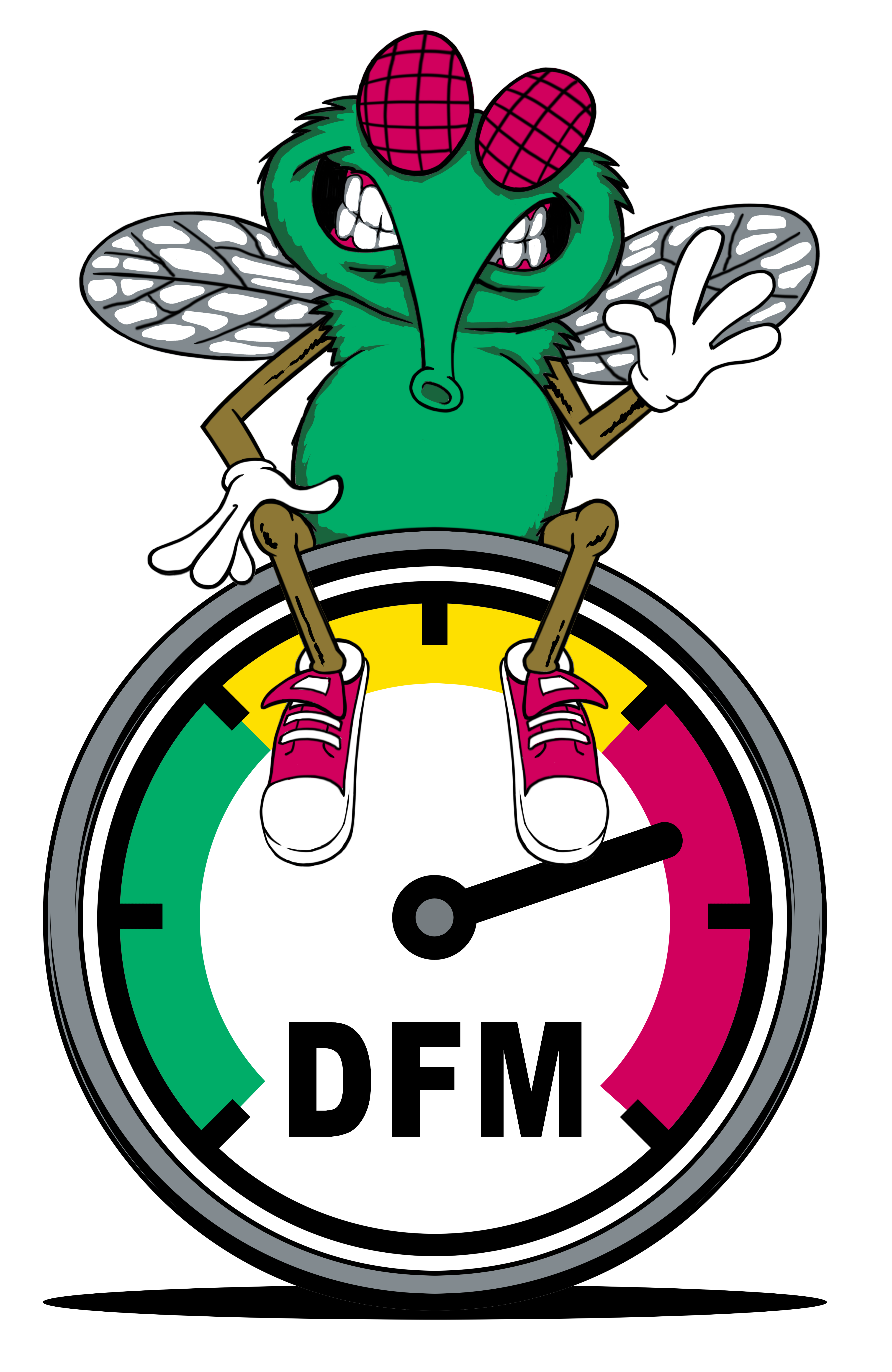 Damn Fly Meter side ad 1